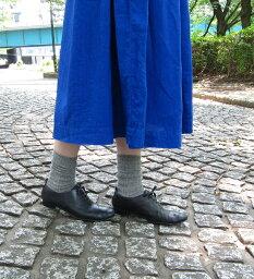 【フレンチブル French Bull】<strong>リネン</strong>混 ショートソックス 靴下 プレーリーソックス・01-0011-1852001【メール便可能商品】[M便 2/5]【レディース】【JP】【◎】