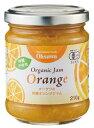 オーサワの有機オレンジジャム 210g オーサワジャパン