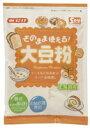 【メール便】そのまま使える大豆粉 100g みたけ食品工業 オーサワジャパン