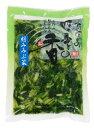 【冷蔵】刻みみぶ菜 150g ムソー muso