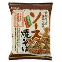ソース焼きそば 111.5g(麺90g) 創健社