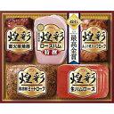 丸大食品〈煌彩〉ハムギフト5本詰[MV-455]内祝い お返