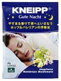 クナイプ グーテナハト バスソルト ホップ&バレリアンの香り 40g 【正規品】