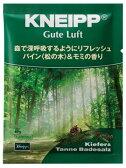 クナイプ グーテルフト パイン(松の木)&モミの香り 40g(入浴剤 バスソルト) 【正規品】