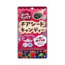 チアシードキャンディー アサイー味 10粒 【正規品】