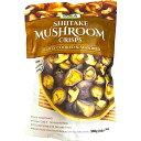 【送料無料】DJ&A シイタケ マッシュルーム クリスプス 300g 『Shiitake Mushroom』 しいたけチップス お菓子