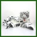 ハンサ[6999]ユキヒョウ-SNOW LEOPARD JACQUARD LAYING-動物 ぬいぐるみ 豹 ひょう