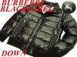 【中古】◆バーバリー ブラックレーベルBURBERRY BLACK LABEL◆ダウンジャケット
