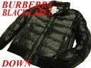 【中古】◆バーバリー ブラックレーベル BURBERRY BLACK LABEL◆ダウンジャケット  ...