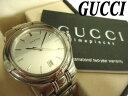 【中古】正規品◆グッチ GUCCI 9040M メンズ ステンレス腕時計