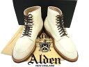 【未使用】●Alden オールデン スウェードレザーインディブーツ 8ハーフ