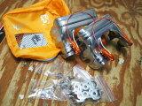 [エントリーで店内全品10倍~ 1/28 9:59]G3 アイオン用 IONクランポン、コネクションプレート付き ONYXオニキス、ルビー兼用 85mm/105mm/130mm 送料無料