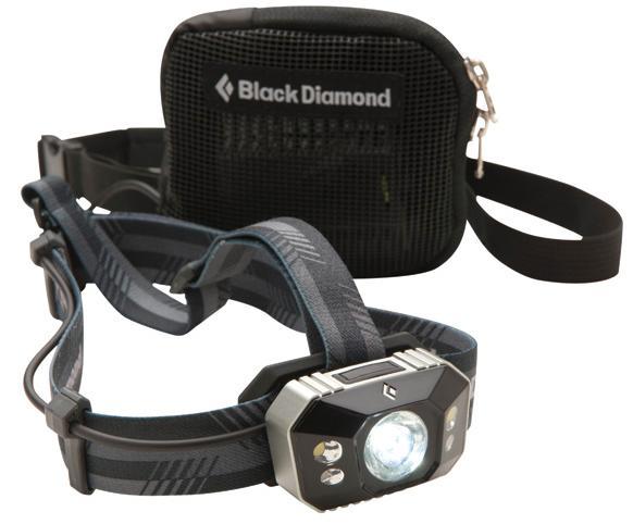 (ポイント4倍~10/30)アイコンポーラー ブラックダイヤモンド   IPX7防水ヘッドライト  送料無料  ヘッドライト ヘッドランプ
