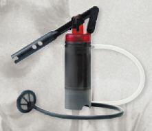 【ポイント3倍~3/31】MSR携帯用浄水器 スウィートウォーター マイクロフィルター