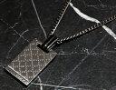グッチ ネックレス アクセサリー メンズ レディース ディアマンティッシマ ガンメタル 341899 J8410 8131 GUCCI