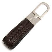 バリー BALLY キーリング SHOOSE.SA チョコレートブラウン SHOOSE.SA 61 メンズ