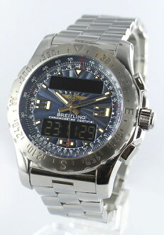 Breitling professional Airwolf chronometer blue mens A783C11PRS