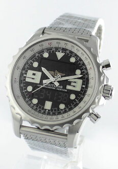Rakuten Japan sale ★ Breitling professional Chrono space black mens A785B26ACA