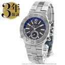 ブルガリ ディアゴノ GMT 腕時計 メンズ BVLGARI...