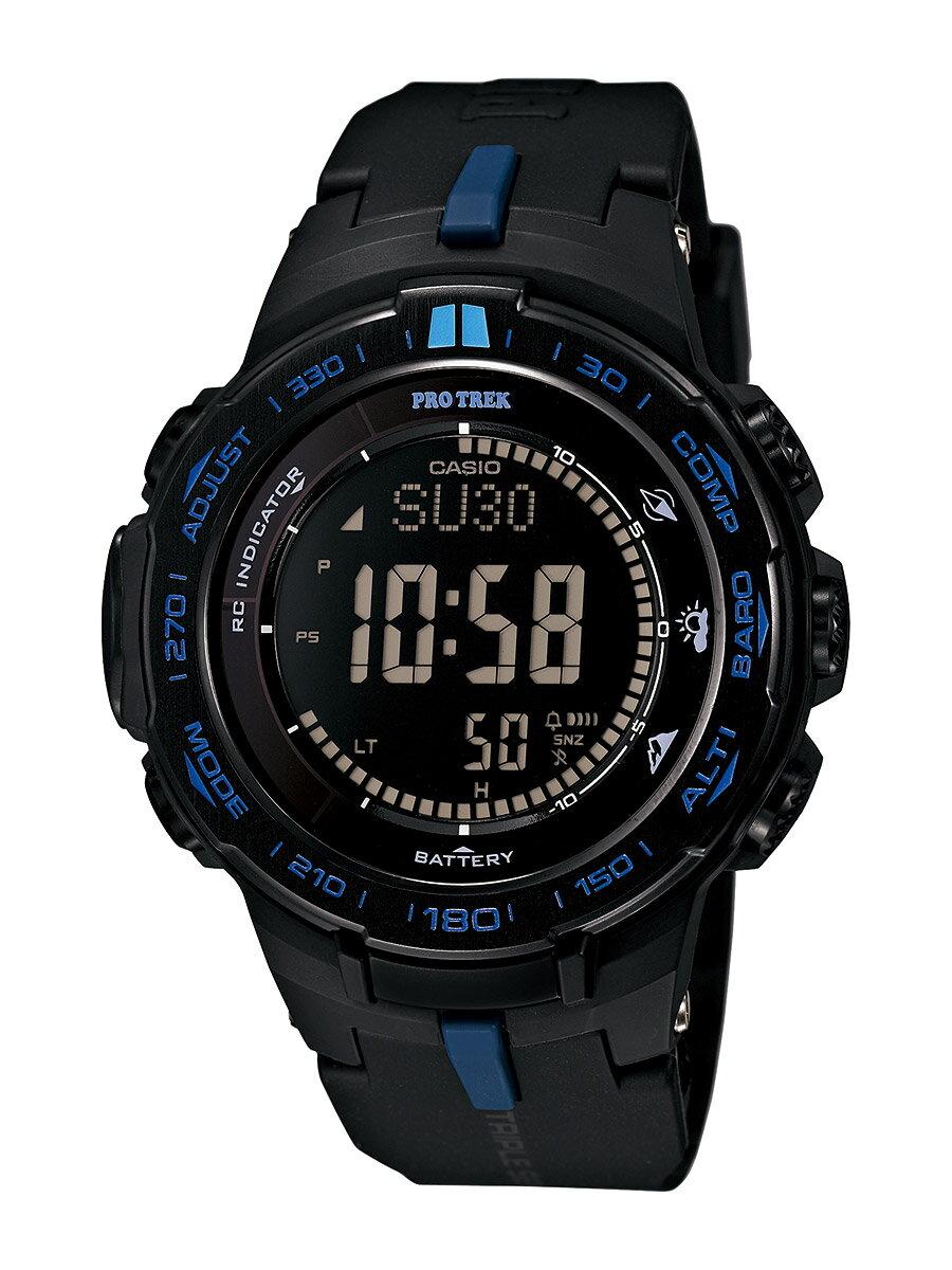 カシオ Casioプロトレック トリプルセンサーVer.3 メンズ PRW-3100Y-1JF [送料無料][カシオ][PRW-3100Y-1JF][Casio][時計][新品]