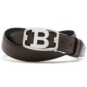 バリー BALLY ベルト B LINN 35 M リバーシブル チョコレートブラウン&ブラック BLINN35M 591 メンズ