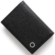 ブルガリ BVLGARI カードケース ブルガリブルガリ マン 【BB MAN】 ブラック 280297 メンズ