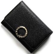 ブルガリ BVLGARI カードケース ブルガリブルガリ 【BB】 ブラック 280520 2016年春夏新作 メンズ レディース