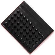 クリスチャンルブタン CHRISTIAN LOUBOUTIN カードケース キオス 【KIOS】 ブラック&レッド 3165091 CM53 メンズ レディース