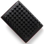 クリスチャンルブタン CHRISTIAN LOUBOUTIN カードケース シフノス 【SIFNOS】 ブラック&レッド 3165097 CM53 メンズ レディース