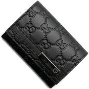 グッチ Gucci カードケース メンズバー 【MEN BAR】 グッチシマ ブラック 251727 CWC1R 1000 メンズ