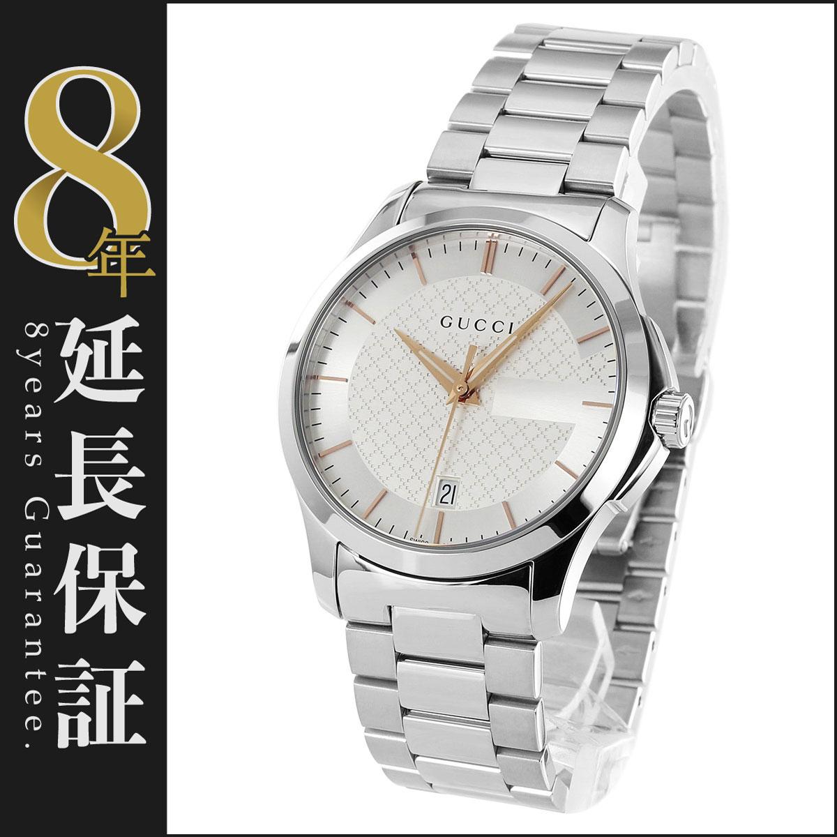 グッチ GUCCI 腕時計 Gタイムレス メンズ YA126442_8