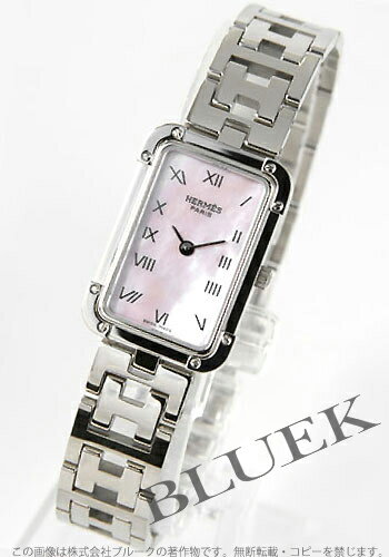 Hermes Croix joules pink shell Womens CR2.210.214/3799