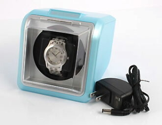 Light blue with Xmas sale ★ watch winder (ワンディングマシーン) adapter