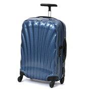 サムソナイト Samsonite スーツケース コスモライト スピナー 55cm ダークブルー 53449 1247 メンズ レディース