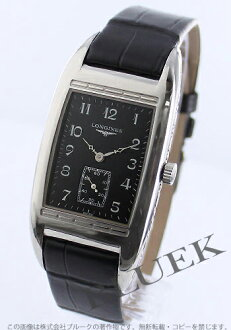 Longines ベッレアルティ small second alligator leather black Boyz L2.694.4.53.5