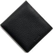 バリー BALLY 二つ折財布 MYIE ブラック MYIE 780 メンズ