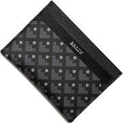 バリー BALLY カードケース【名刺入れ】 RIGI ブラック RIGI 10 メンズ