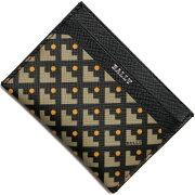 バリー BALLY カードケース【名刺入れ】 RIGI ライトファンブラウン RIGI 11 メンズ