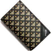 バリー BALLY カードケース【名刺入れ】 SILBEREN ライトファンブラウン SILBEREN 11 メンズ