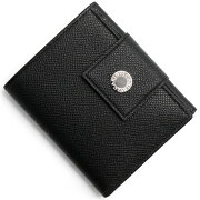 ブルガリ BVLGARI 二つ折財布 クラシコ 【CLASSICO】 ブラック 20201 メンズ