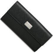ブルガリ BVLGARI 長財布 ミレリゲ 【MILLERIGHE】 ブラック 25556 メンズ レディース