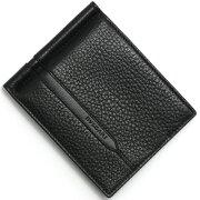 ブルガリ BVLGARI 二つ折財布【札入れ】 オクト 【OCTO】 ブラック 36975 メンズ