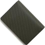 ダンヒル dunhill カードケース【名刺入れ】 シャーシ 【CHASSIS】 グリーン&ブラウン L2V547 V メンズ
