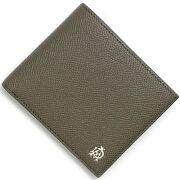 ダンヒル dunhill 二つ折財布 ボードン 【BOURDON】 アッシュグレー&ライトグレー L2X232 Z メンズ