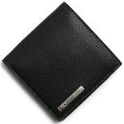 カルティエ Cartier 二つ折財布 サントス 【SANTOS】 ブラック L3000772 メンズ