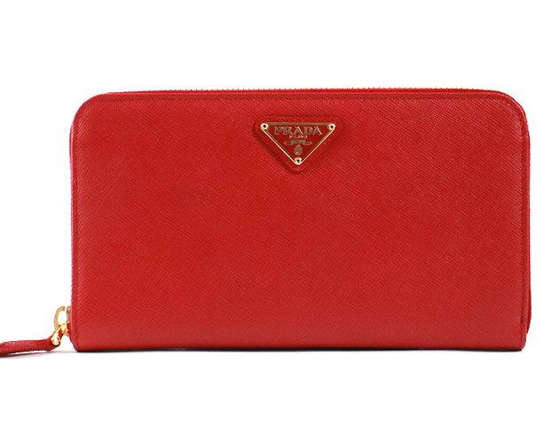 prada purse red