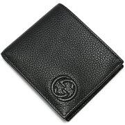 グッチ GUCCI 二つ折財布 ソーホー 【SOHO】 ブラック 365485 A7M0N 1000 メンズ