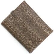 ボッテガヴェネタ BOTTEGA VENETA iPadケース/タブレットケース ホワイト&ベージュ 284624 VQ280 9027 メンズ レディース