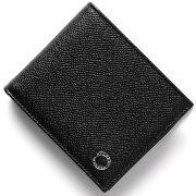 ブルガリ BVLGARI 二つ折財布 ブルガリブルガリ マン 【 BB MAN】 ブラック 280287 メンズ
