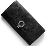 ブルガリ BVLGARI 長財布 ブルガリブルガリ 【BB】 ブラック 30414 メンズ レディース